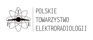 PTE logo z napisem